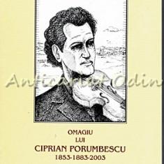Omagiu Lui Ciprian Porumbescu 1853-1883-2003