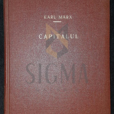 CAPITALUL REZUMAT DE CARLO CAFIERO - KARL MARX