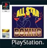 Joc PS1 All Star Boxing - F