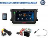 Cumpara ieftin [KIT] MP5 Player pentru Volkswagen, WinCE, Bluetooth, USB, CardSD, Camera Marsarier, Auxiliar, Mirrorlink, Touchscreen, - AD-BGPVW7010B
