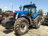 Tractor New Holland TG285, an 2007. IMPORT, PilotOn