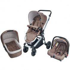 Carucior 3 in 1 Navarra maro Kidscare for Your BabyKids