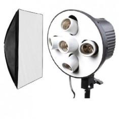 Lampa cu 5 Socluri E27, FST