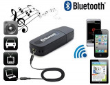 Receptor Audio Bluetooth USB Stereo Adaptor Carkit Universal 2.1+ EDR