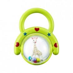 Jucarie zornaitoare pentru bebe Girafa Sophie Vulli