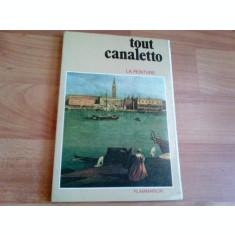 LA PEINTURE-TOUT CANALETTO