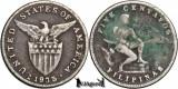1935 M 5 Centavos - Filipine, Asia, Cupru-Nichel