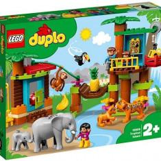 LEGO Duplo - Insula tropicala 10906