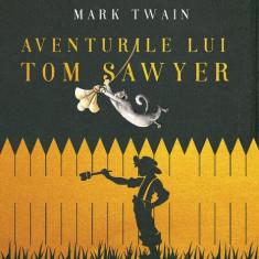 Aventurile lui Tom Sawyer   Mark Twain