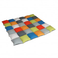 Salteluta copii Premium Multicolora cu Gri
