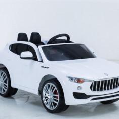 Masinuta electrica SUV Quatro, alb