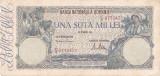 ROMANIA 100000 LEI DECEMVRIE DECEMBRIE 1946 VF
