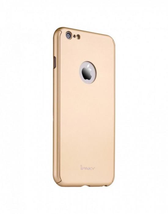 Husa protectie completa IPAKY pentru iPhone 6 Plus 6S Plus 5.5 inch