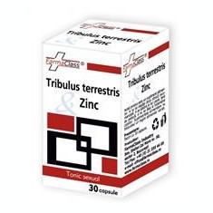 Tribulus Terrestris si Zinc Farma Class 30cps Cod: farm00026