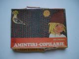 Amintiri din copilarie - joc de carti perioada comunista