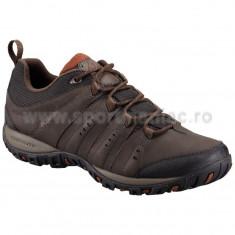 Pantofi Bărbați Outdoor Piele impermeabili Columbia Woodburn II Waterproof Waterproof
