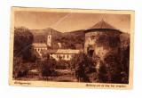 CP Simleul Silvaniei - Cetatea Bathory si biserica rom. catolica, Circulata, Printata, Salaj