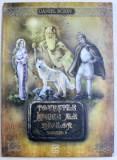 POVESTILE MAGICE ALE DACILOR , VOLUMUL I de DANIEL ROXIN , ilustratii de CATALINA BOERU , 2013