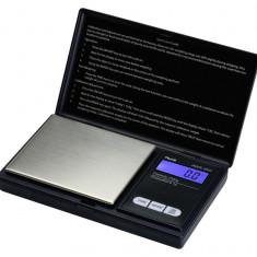 Mini cantar electronic pentru bijuterii cu afisaj LCD, precizie 0.1g, capacitate 200g