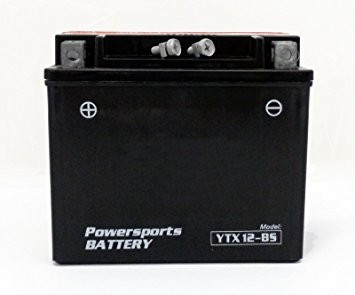 Baterie scuter, Atv 12ah 12v (Acid preactivata) foto