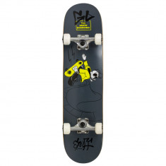 Skateboard Enuff Skully Mini Black 29,5x7,25""