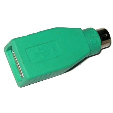 Adaptor PS2 tata -USB mama