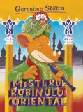 Misterul rubinului oriental (Vol. 12), Geronimo Stilton