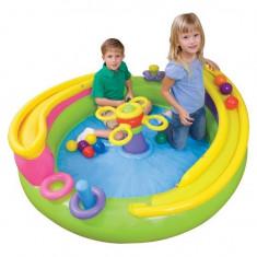 Loc de joaca gonflabil pentru copii Intex 48658