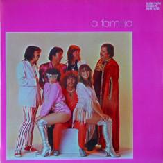 Neoton Familia – A Familia (LP - Ungaria - VG)