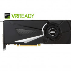 Placa video gaming MSI GeForce GTX 1070 Aero OC 8GB GDDR5 256-bit