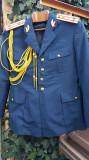 Veston de ofiter (parada) din perioada RSR