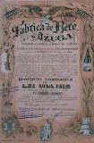 10 Actiuni Fabrica de bere Azuga - 1927 - titlu - actiune