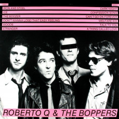VINIL Roberto Q & The Boppers  – Roberto Q & The Boppers    - (VG+) -