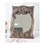 Oglinda Art Nouveau cu o femeie AN10490A4