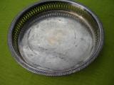 Tava mica argintata