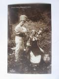 Cumpara ieftin Rara! Carte postala Prințul Carol și Prințesa Elisaveta,necirculată cca.1910, Circulata, Printata, Romania 1900 - 1950