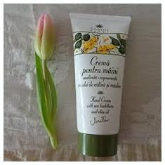 Crema maini cu ulei de catina si masline 100ml - Cosmetic Plant