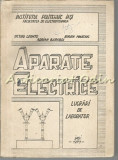 Aparate Electrice. Lucrari De Laborator - Petru Leonte, Eugen Hn