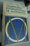 Olimpiadele internationale de matematica Morozova