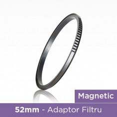 XUME Adaptor Magnetic de Obiectiv pentru Suport Filtru cu Dimetrul de 52mm