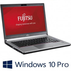 Laptop Refurbished Fujitsu LIFEBOOK E744, i5-4200M, 120GB SSD, Win 10 Pro
