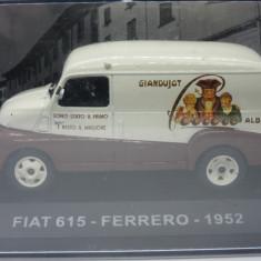 Macheta Fiat 615 Ferrero Altaya 1:43