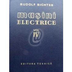 Masini electrice, vol. 4 - Masini asincrone