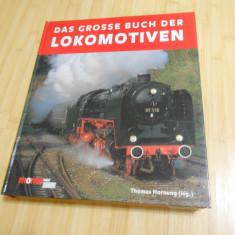 3 CARTI DESPRE LOCOMOTIVE - IN GERMANA