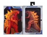 Figurina Godzilla 18 cm king of the monsters orange