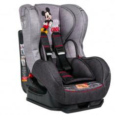 Scaun auto pentru copii, 42 x 54 x 65 cm, model Mickey Mouse