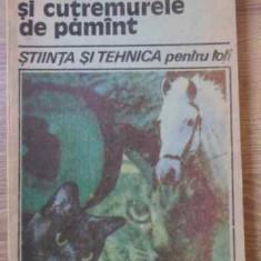 ANIMALELE SI CUTREMURELE DE PAMANT - P.I. MARIKOVSKI