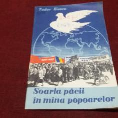 TUDOR ILIESCU - SOARTA PACII IN MANA POPOARELOR