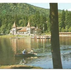 @carte postala- TUSNAD-Lacul Ciucas