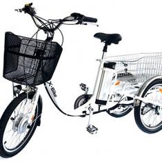 Tricicleta electrica X BIKE TRIO 20 10AH AUTONOMIE 70KM